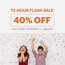 Ring in the new year with this 72-hour flash sale! Of the many things to look forward to in 2021, we're kickstarting it with a #staycation, for less. Save up to 40% on your next stay with Holiday Inn® Singapore Orchard City Centre. Hurry, sale ends 14 January. Book now: ihg.com/flashsale2021.   #TravelTuesday #TravelTips